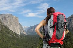 Travel in Yosemite Park Stock Photos