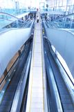 Travelator in airport Royalty Free Stock Photos