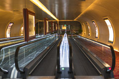 Travelator Royalty Free Stock Photos