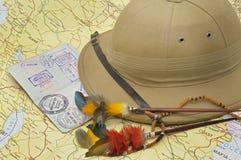 Traveler Stock Image