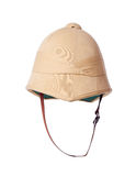 Traveler's cork helmet Royalty Free Stock Photos
