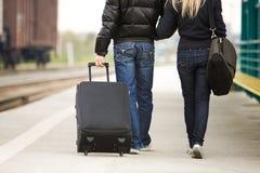Travelers Stock Photo