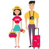Travelers Royalty Free Stock Image