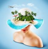Traveling Stock Image