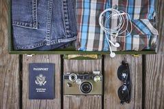 traveling royalty-vrije stock foto