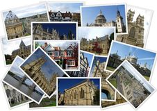 Traveling around England Stock Images
