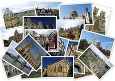Traveling around England Stock Images