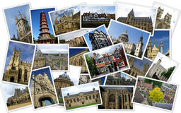 Traveling around England Stock Photos