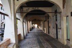Traveling around Treviso, Italy Stock Photos