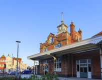 Traveling in the Bognor Regis, United Kingdom Royalty Free Stock Images