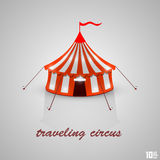 Traveling circus Stock Image