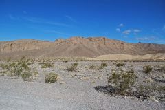 Traveling the Death Valley, USA. Travel to Death Valley National Park, California, USA Royalty Free Stock Image