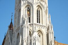 Traveling in Europe. Budapest Hungary tower stock photos