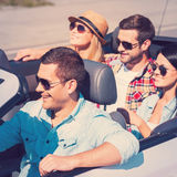 Traveling with fun. Stock Images