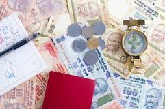 Traveling india Stock Photography