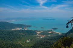 Traveling in Langkawi, Malaysia royalty free stock images