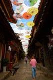 Traveling in Lijiang Ancient Town, Yunnan, China