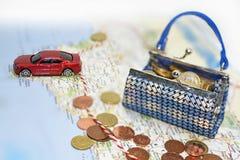 Traveling Money Spending.