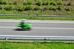 Traveling motorbike journey Stock Photography