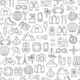 Traveling pattern Stock Photos