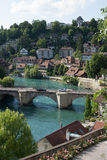Traveling. This is a photo of Bern in Switzerland Royalty Free Stock Photography