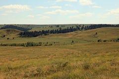 Traveling South Dakota Royalty Free Stock Photos