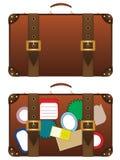 Traveling Suitcase Royalty Free Stock Photos