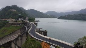 Shimen Reservoir, Taiwan royalty free stock image