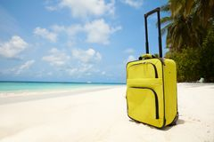 Traveling to vacation destination Royalty Free Stock Photos