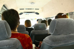 Traveling by Van Stock Images