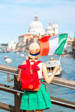 Traveling in Venice Stock Photos