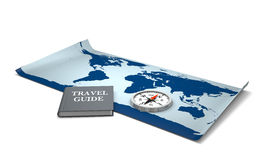 Traveling the world Royalty Free Stock Photo