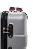 Travell Luggage kit Royalty Free Stock Images