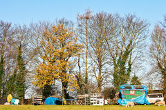 Traveller site Royalty Free Stock Photo