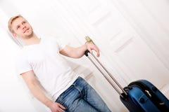 Traveller Stock Photo