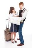 travelliers стоковые фото