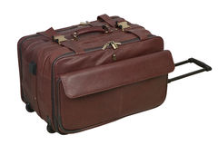 Travelling bag Royalty Free Stock Photography