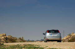 Travelling by Car stock photography