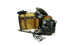 Free Travelling Cases And Leather Stock Photography - 6902902