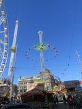 Travelling Fair Stock Photo