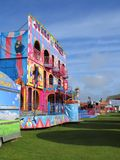 Travelling Fairground. Attraction at a travelling fairground Royalty Free Stock Image