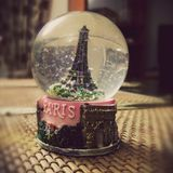 Travelling Paris Stock Photos