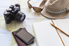Travelling royalty free stock photography