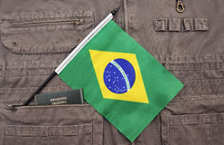 Travelling to Brazilia. Stock Images