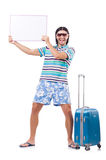 Travelling tourism concept Stock Photography