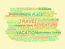 Travelling and vacation Stock Photography
