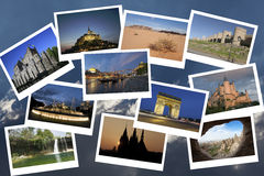 Travels Royalty Free Stock Images