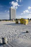 Travem�nder strand Stock Images