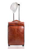 Traver suitcase  Royalty Free Stock Photography