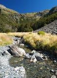 Travers river valley Stock Photos